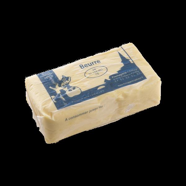Beurre au lait cru du Haut-Jura  - 1