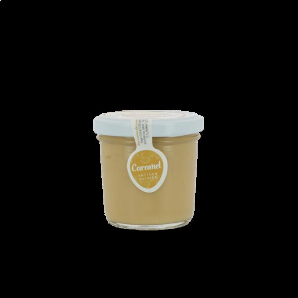 Flan BIO aux oeufs caramel  - 1