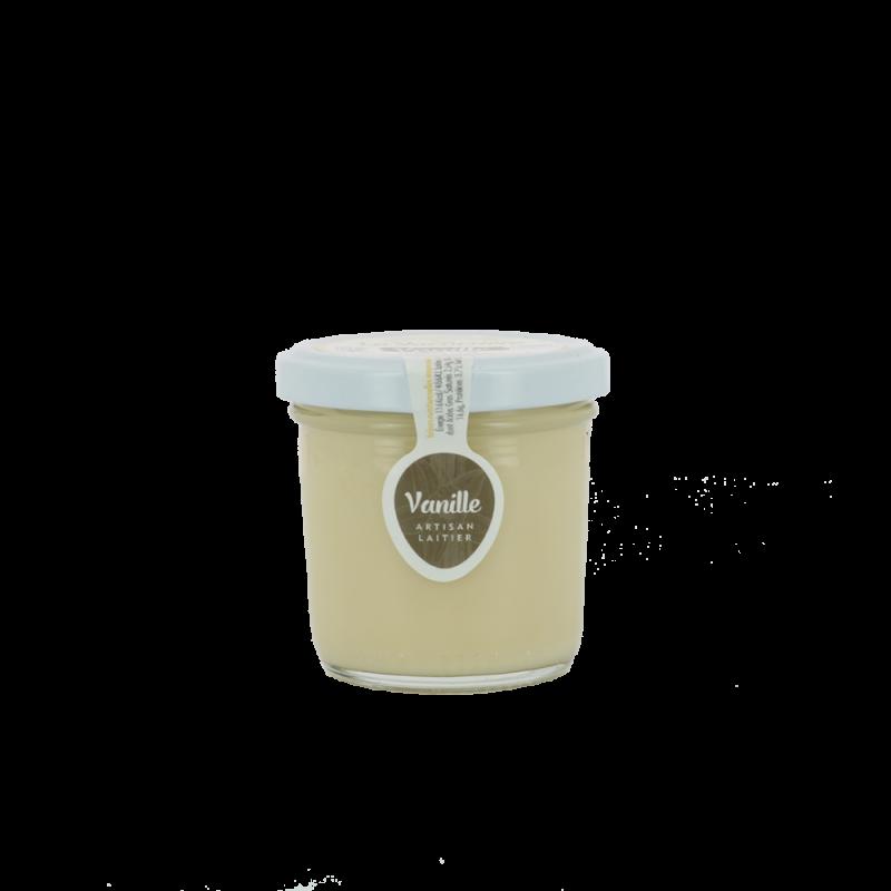 Flan BIO aux oeufs vanille  - 1